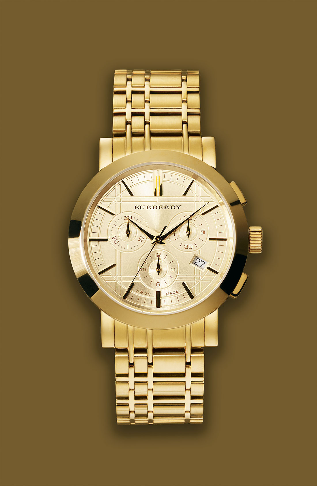 Burberry watches for men