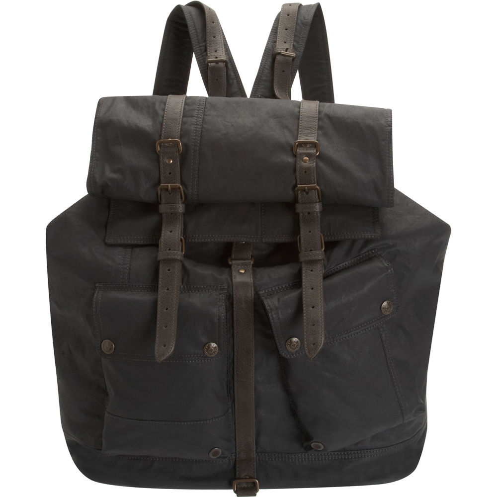 Fashion Roll Top Backpack