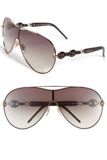 Gucci Aviator Sunglasses - Lyst