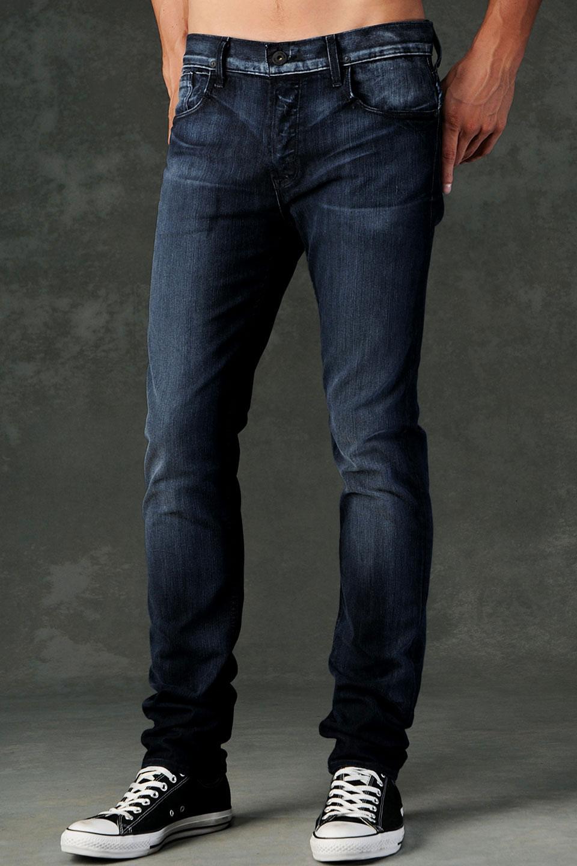 3dedc6b4519 Hudson Jeans Sartor Slouchy Skinny in Blue for Men - Lyst
