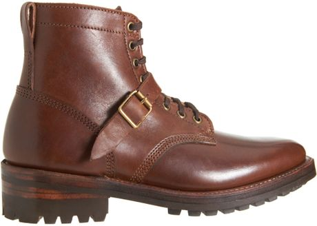 Julian Boots Barnbuilder Boot In Brown For Men Lyst
