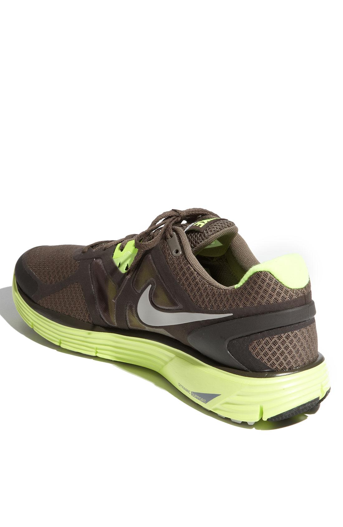 aa1a58162e9354 ... Nike Lunarglide+ 3 Running Shoe in Brown for Men Lyst ...