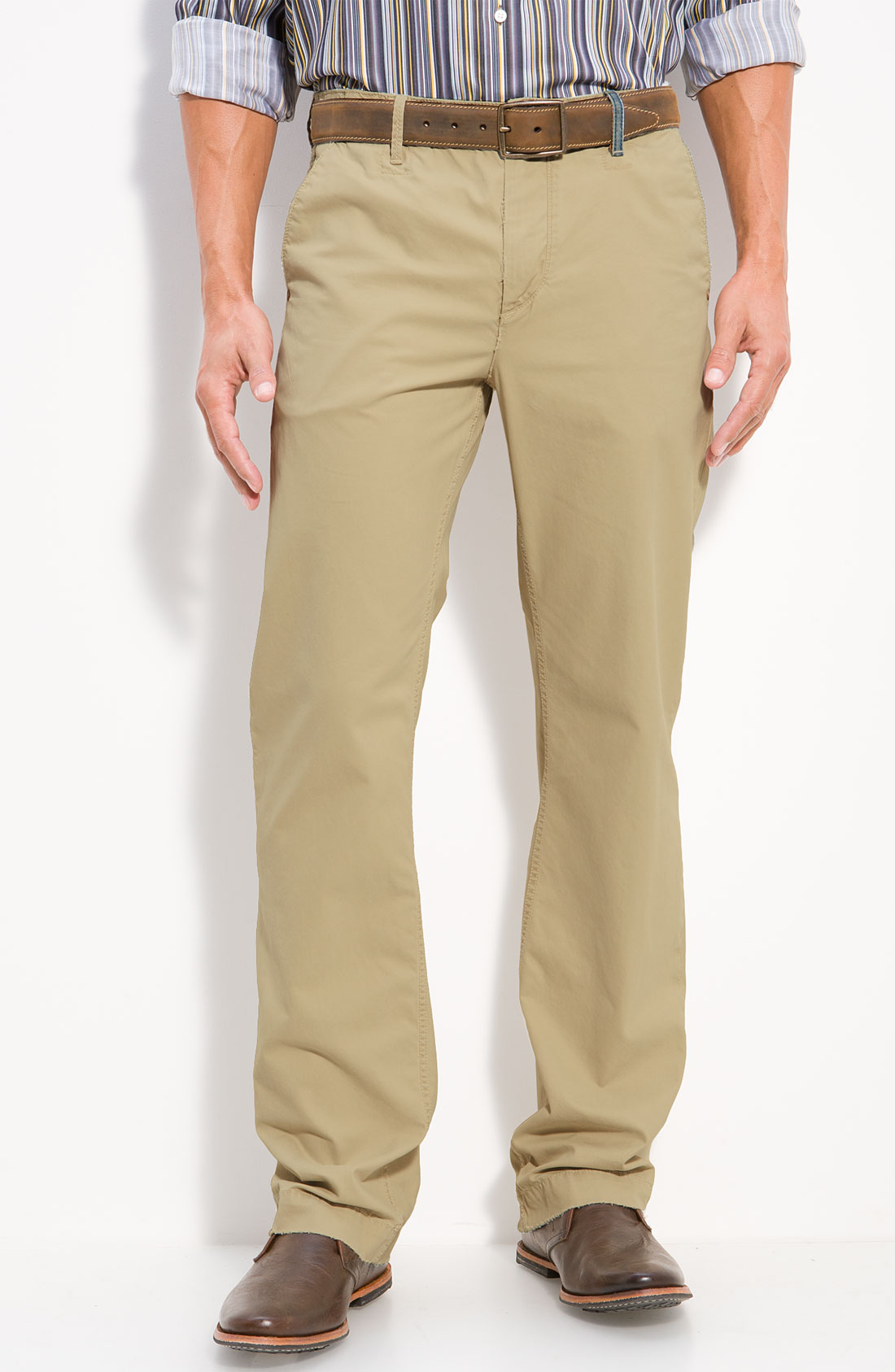 Robert Graham Jeans Yates Classic Fit Pants in Khaki for ...