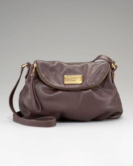 Marc By Marc Jacobs Classic Q Natasha Crossbody Bag in Brown (espresso)