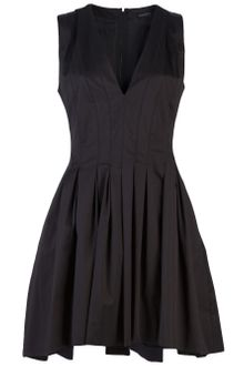 Thakoon Plunging Dress - Lyst