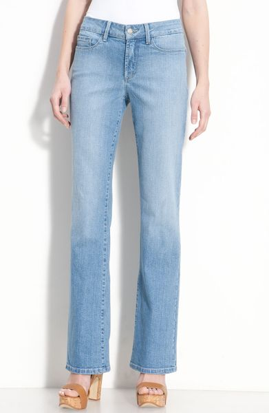 not your daughter 39 s jeans barbara boot cut jeans in blue. Black Bedroom Furniture Sets. Home Design Ideas