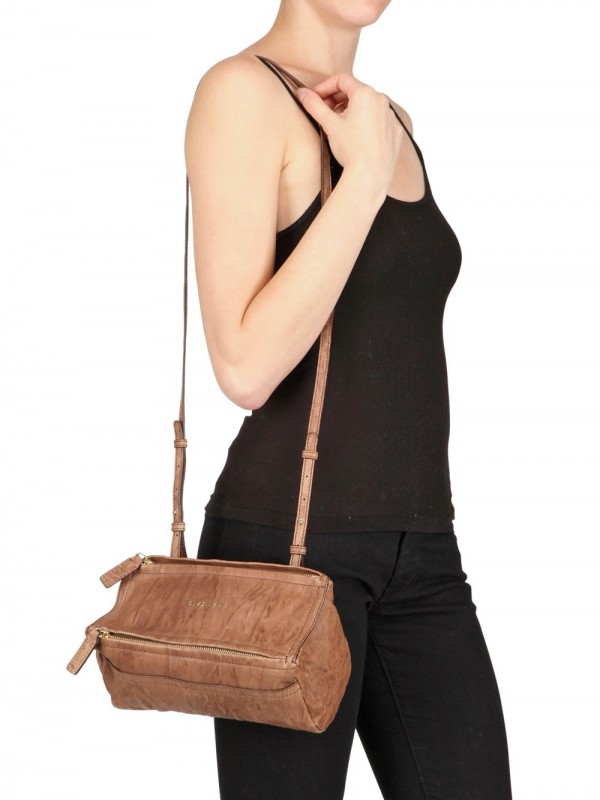 small Pandora shoulder bag - Brown Givenchy 1I5WPhXD