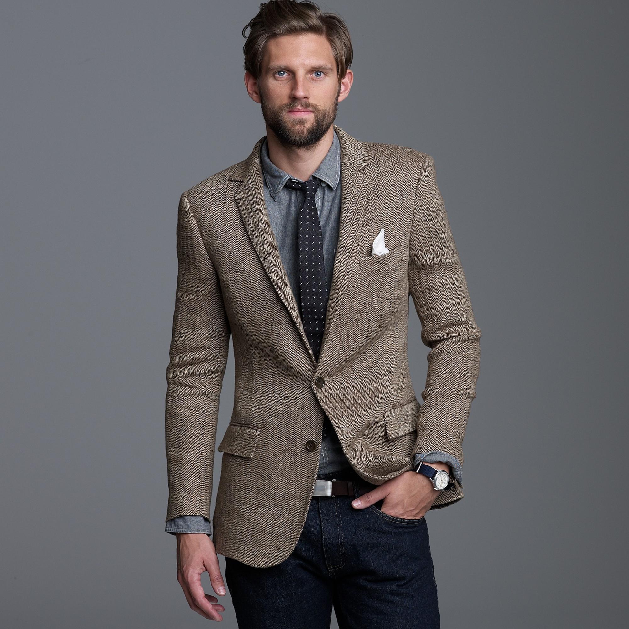 Blazers & Sport Coats Deals: 50 to 90% off deals on Groupon Goods. Elie Milano Italy Slim Fit Solid Velvet Men's Blazer/Jacket V1. Gino Vitale Men's Modern Fit Herringbone Sports Coat.