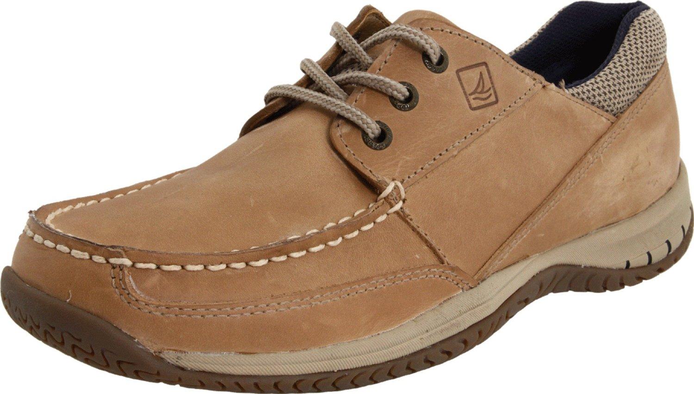 Sperry Top-sider Keel 3 Eye Boat Shoe in Brown for Men ...