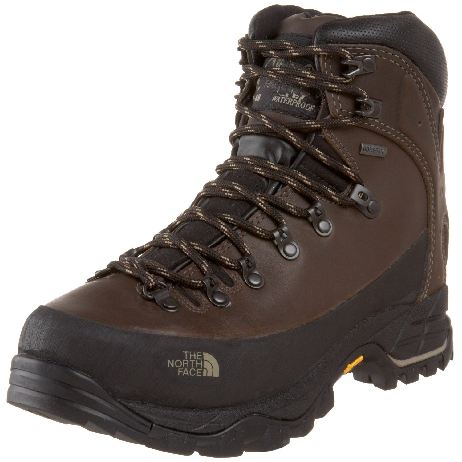 the mens jannu ii gtx hiking boot in brown for