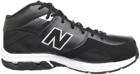 new balance mens bb581 basketball shoe in black for men lyst