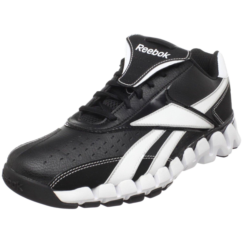 9382c044db30 Reebok Reebok Mens Vero Iv Low Zig Trainer Baseball Shoe .