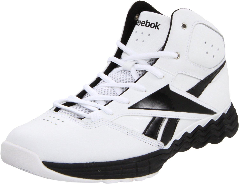 Reebok Mens Thermalvibe Basketball Shoe in White for Men (white/black