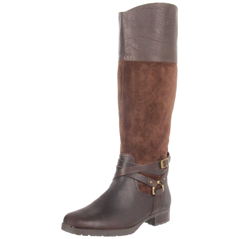 Wonderful Lauren By Ralph Lauren Vachetta Stirrup Riding Boot In Brown  Lyst