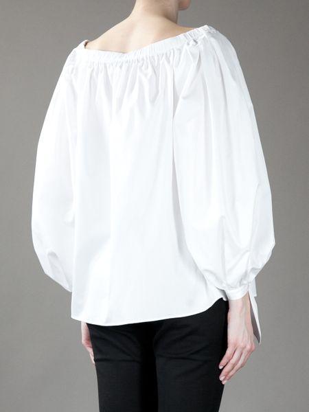 White Blouse Gypsy 106