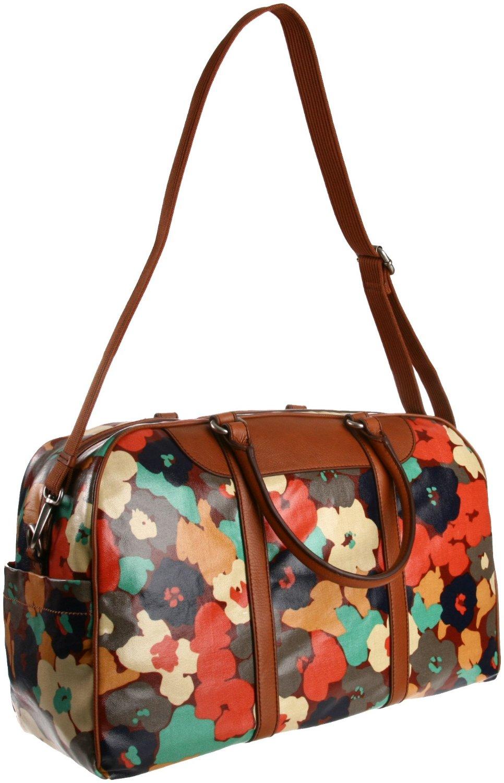Luxury FOSSIL Vintage ReIssue Weekender  Women Bag