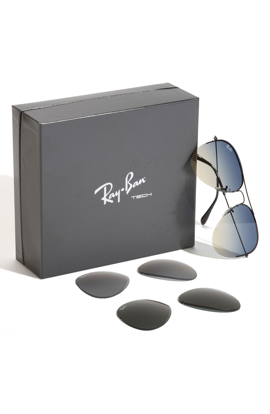 ray ban black box