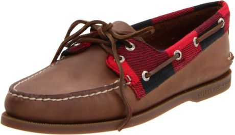 Sperry Mens Wool Shoes
