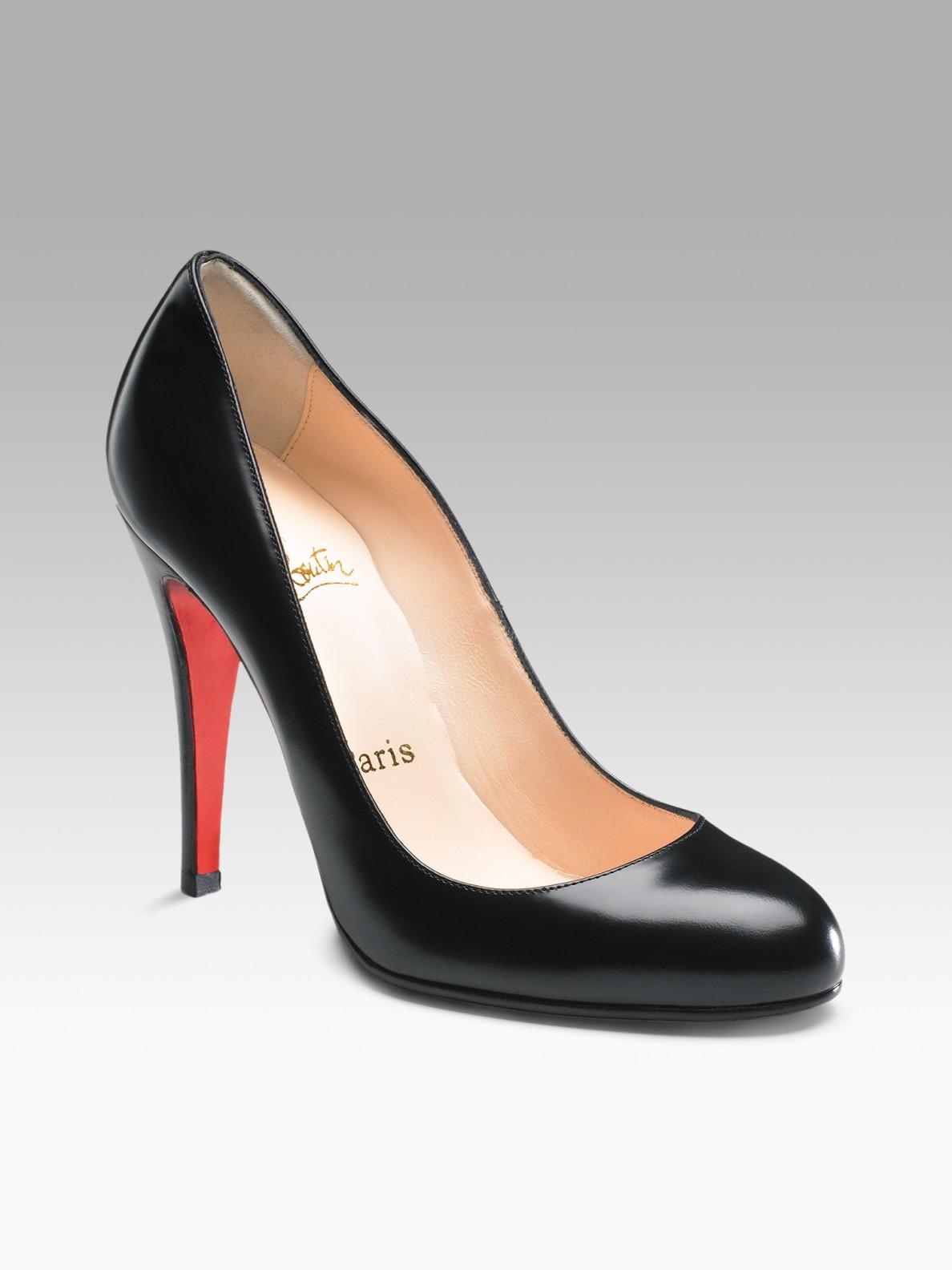 Christian Louboutin So Kate 120 mm (Black) - Shoes Post