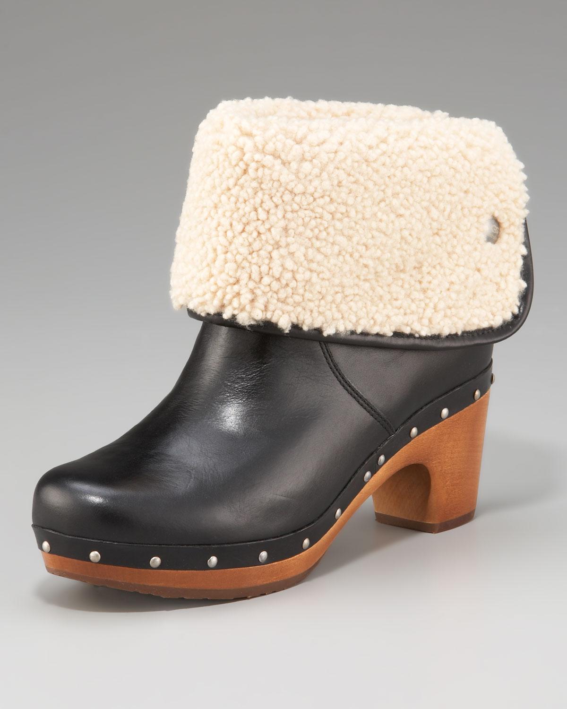 ugg lynnea clog boot