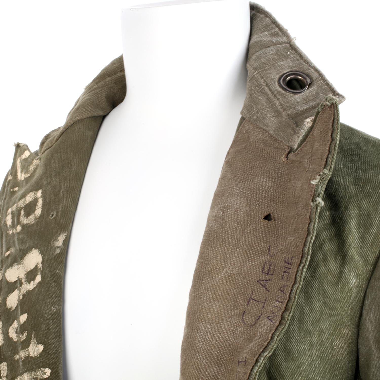 Greg Lauren military jacket