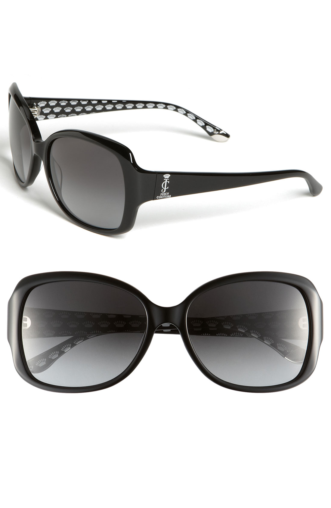 Juicy Couture Sunglasses in Black   Lyst