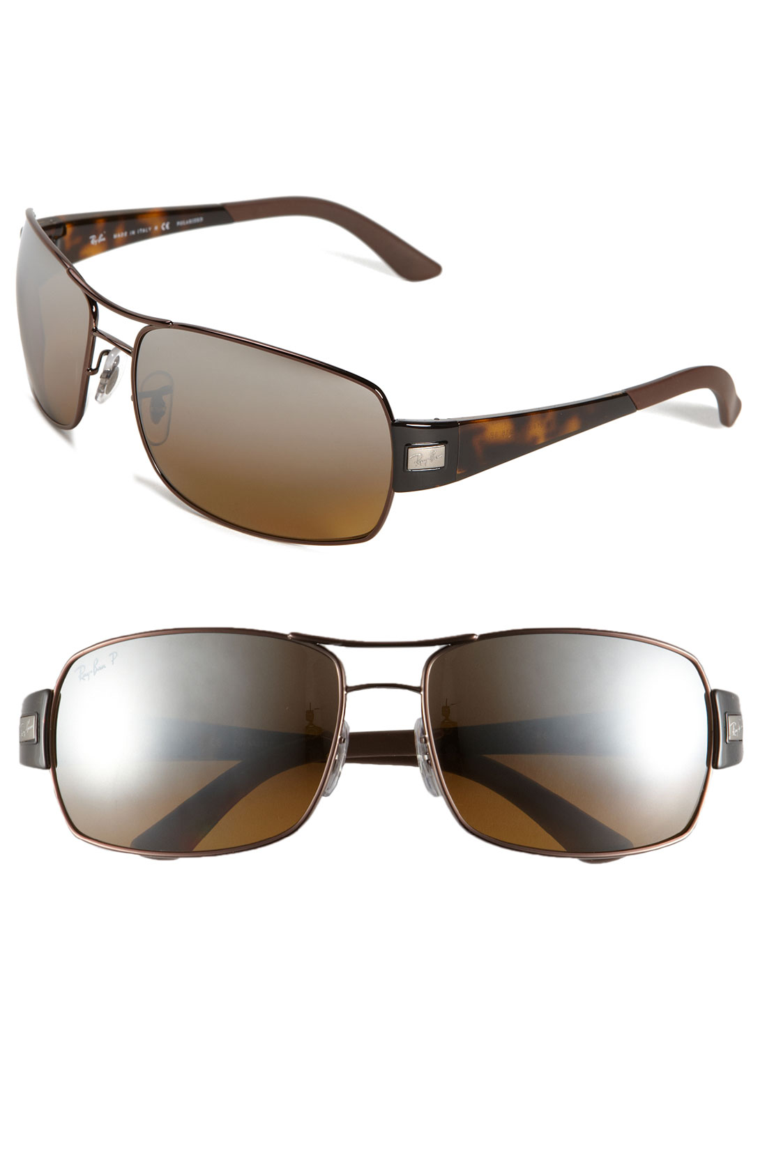 0b1fb45dd6c Ray Ban Aviator Brown Polarized Womens « Heritage Malta
