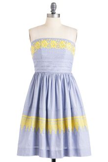 ModCloth New Stories Dress - Lyst