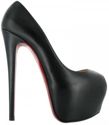 Christian Louboutin Pumps in Black - Lyst