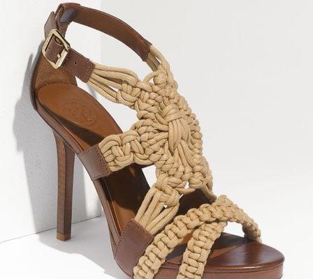 Tory Burch Fleur High Heel Sandal