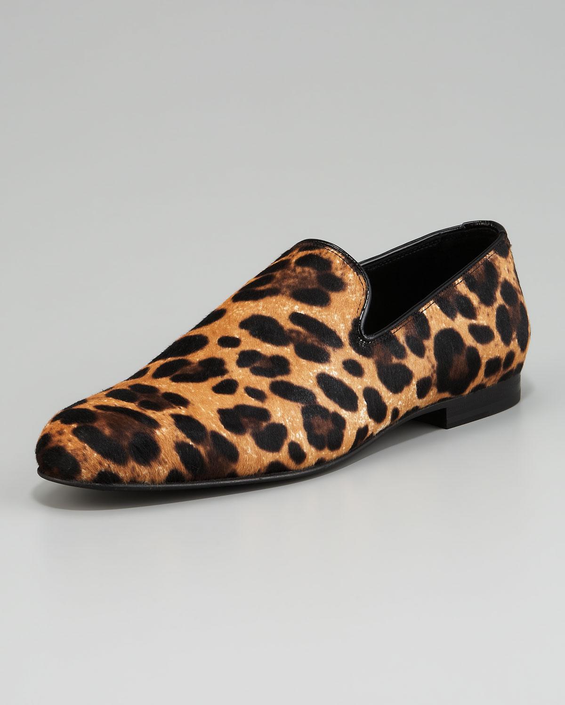 Jimmy Choo Leopard-print Calf-hair