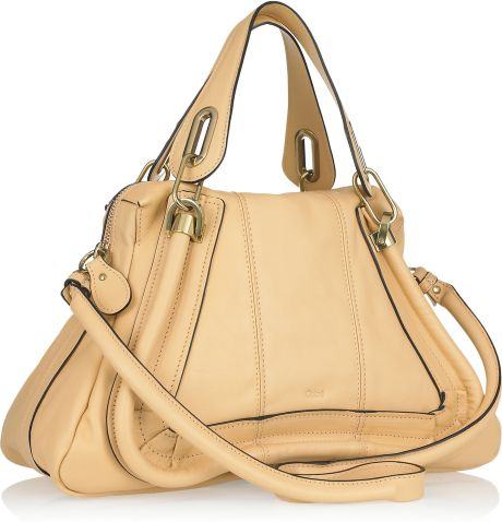 Chloe Paraty Medium Leather Shoulder Bag 75