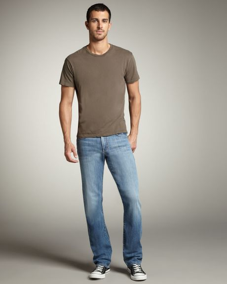 Vanity Jeans For Men : Citizens of humanity sid vanity jeans in blue for men
