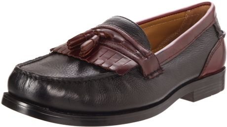 Dockers Strategy Shoes Black Brown