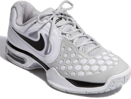 Tennis Shoe in White for Men (white/ silver/ grey/ black