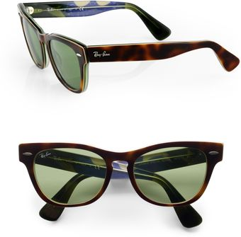 Ray-Ban Larmie Icon Sunglasses - Lyst