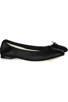 Repetto Bb Leather Ballet Flats - Lyst