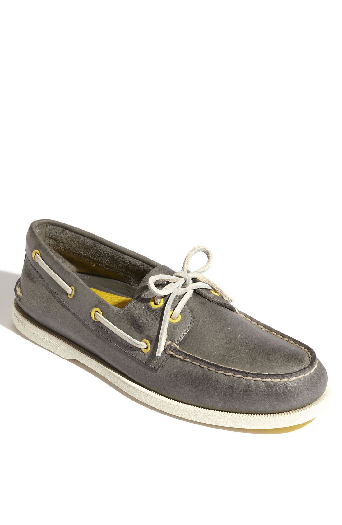 Men S Authentic Original  Eye Boat Shoe