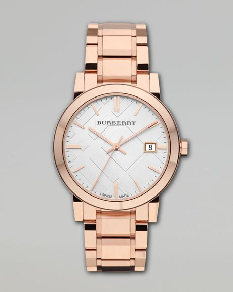 burberry watches sport digital watches for lyst