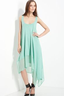 Elizabeth And James Adrienne Slub Knit Dress - Lyst