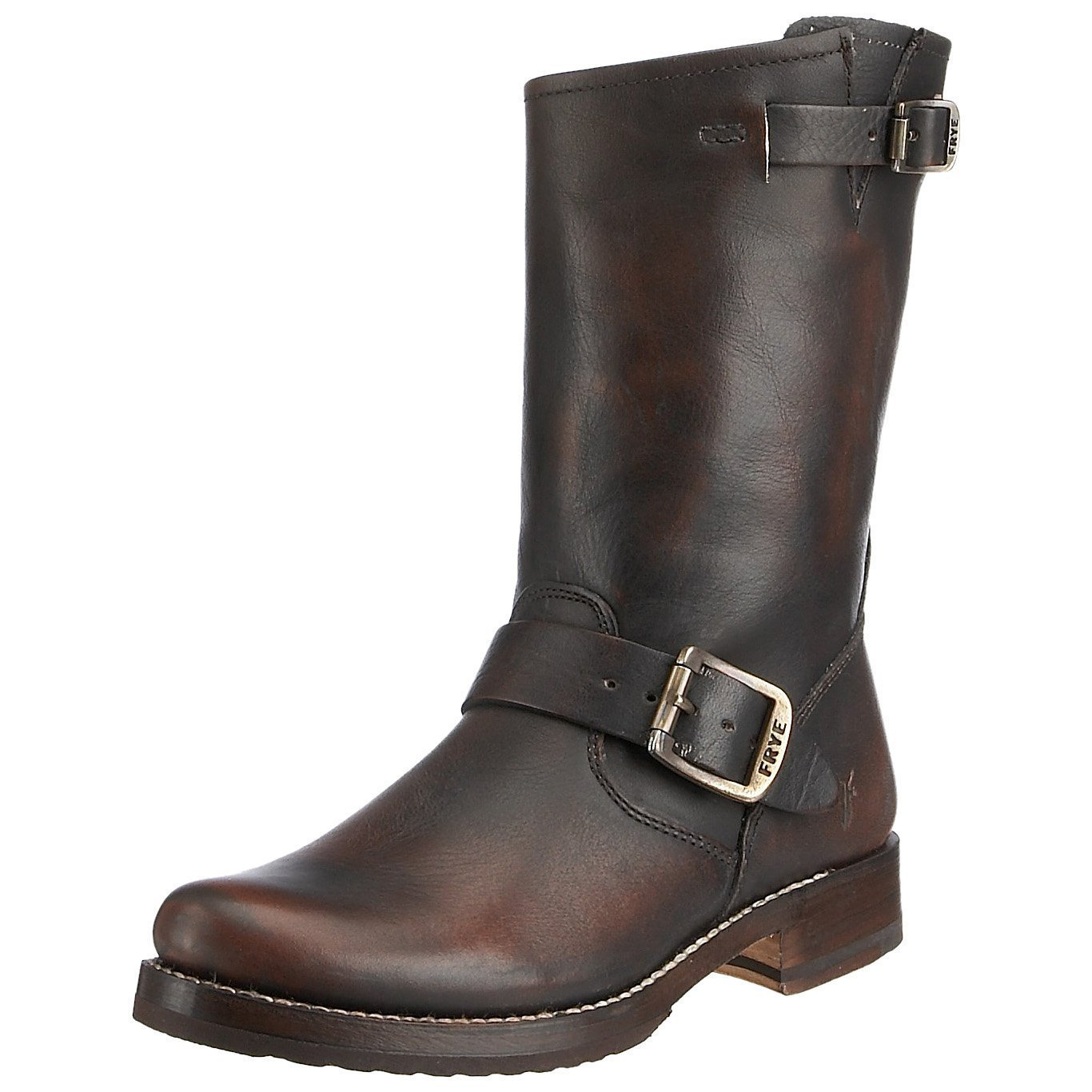 frye womens shortie boot in brown lyst