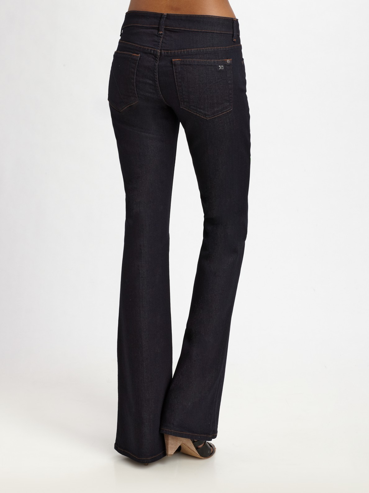 Lyst - Joes Jeans Honey Booty Fit Jeans In Black-4323
