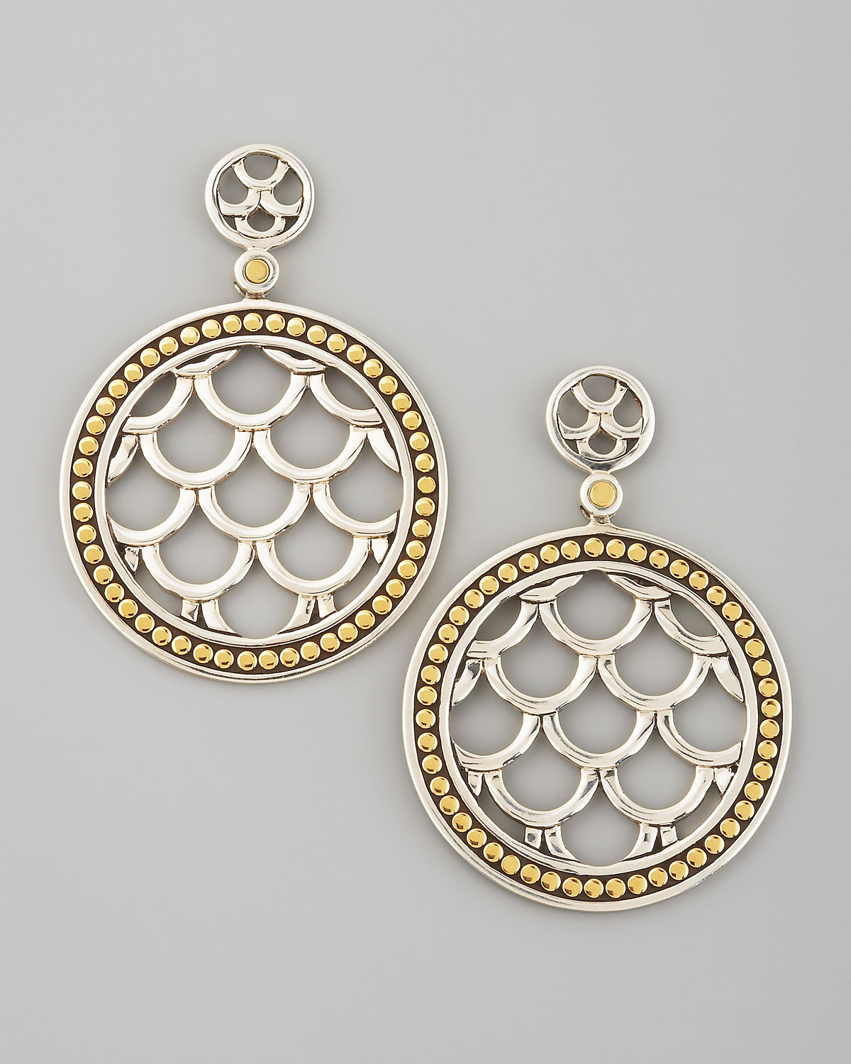 oval john earrings fine hardy hoop drop jaisalmer windsor dot