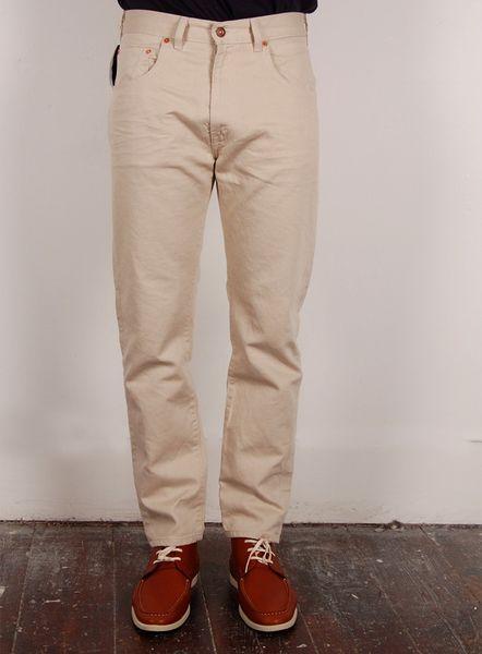 Levi's Levis Vintage Clothing 519 Bedford Pants in Beige for Men (copper)