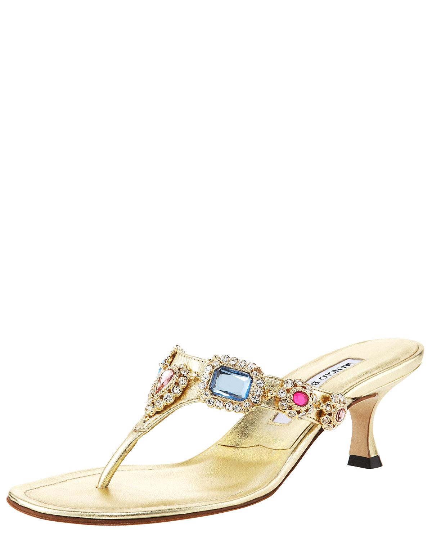 manolo blahnik kitten heel dress shoes
