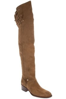 Ralph Lauren Knee - High Boot - Lyst