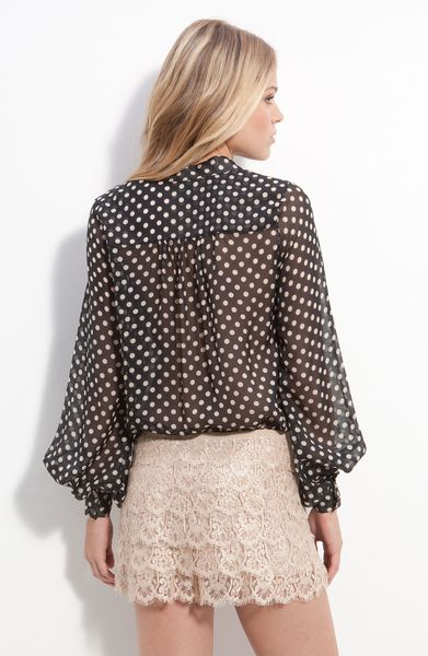 78 Awesome Looks with Polka Dot/Pooh Blouse