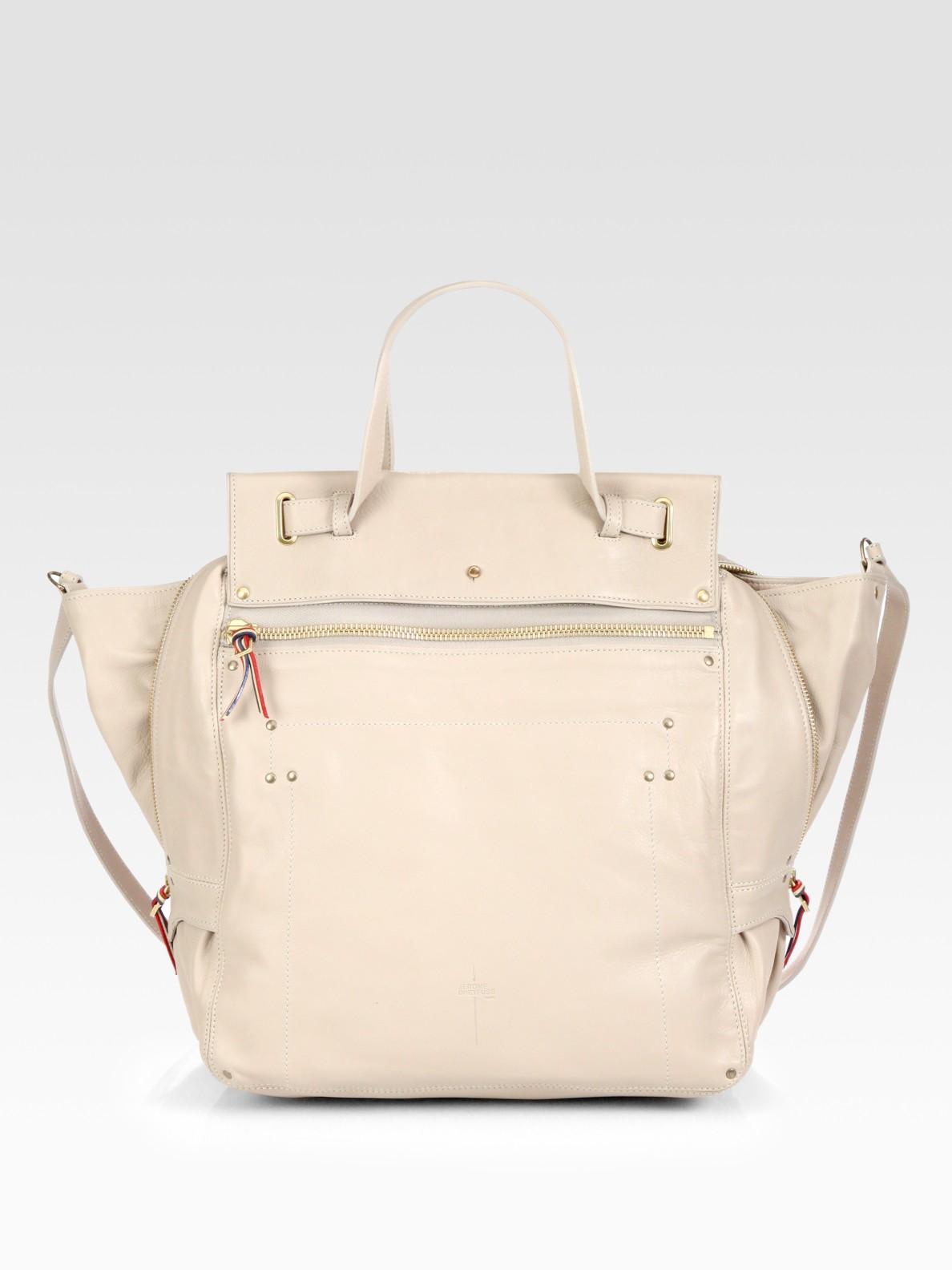 Wonderful Slouchy Leather Shoulder Bag  Cognac  Shoulder Bags  PEDRO