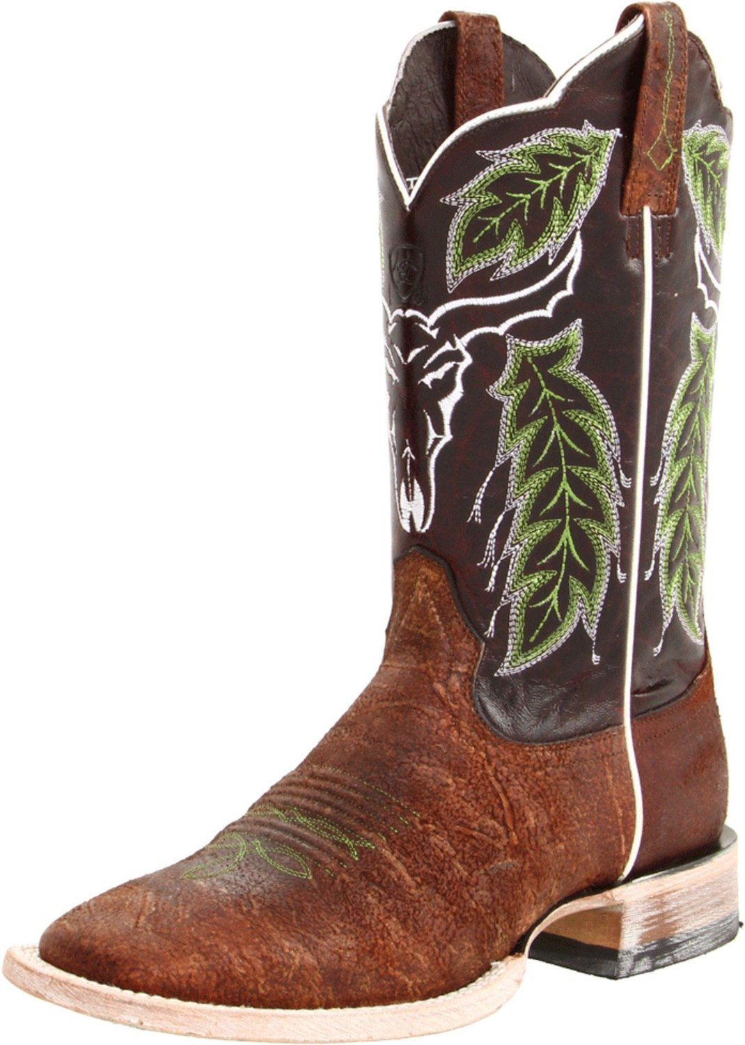Ariat Mens Outlaw Boot In Brown For Men Punchy Tan
