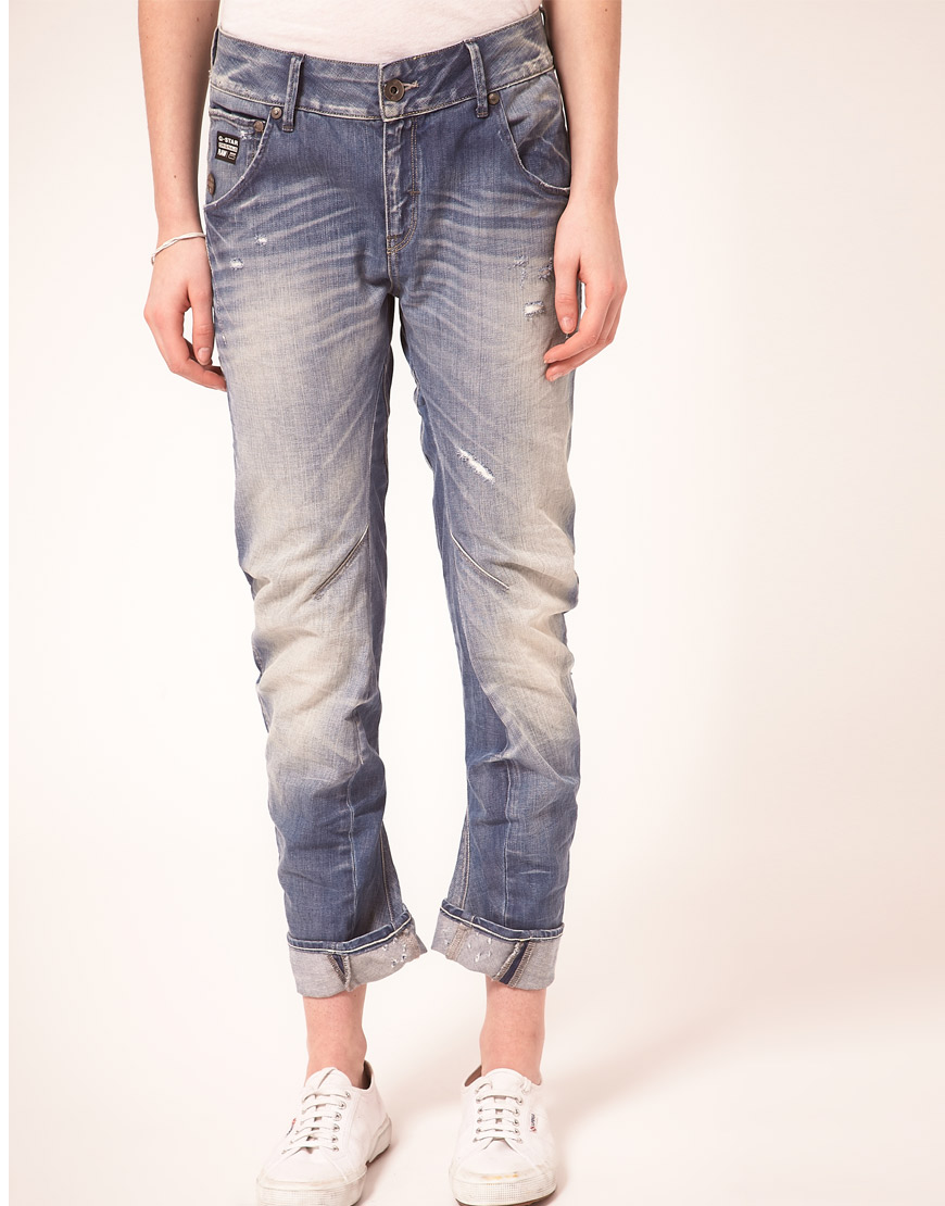 065c43a78c0 G-Star RAW G Star Arc 3d Loose Tapered Jeans in Blue - Lyst